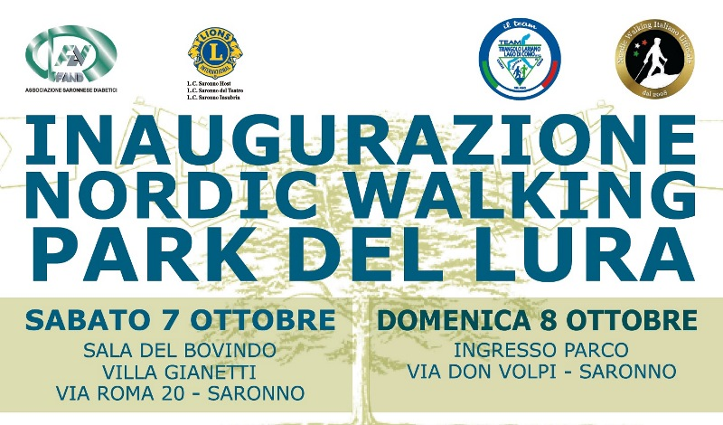 Nordic walking Saronno